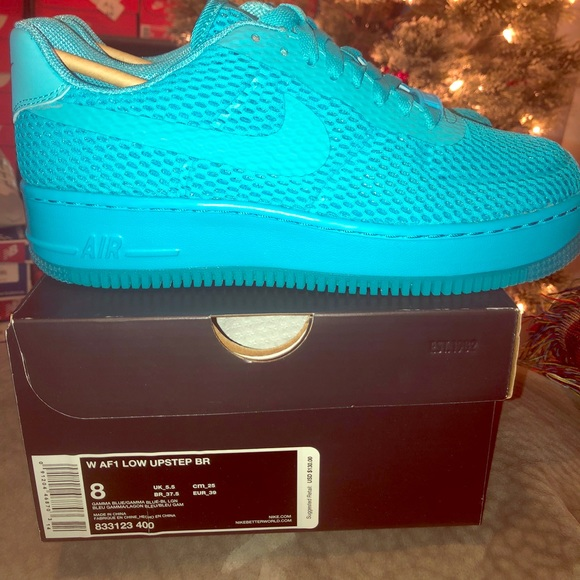 Women's Nike Air Force 1 Upstep BR: Sz 8 9, NWB!! Boutique